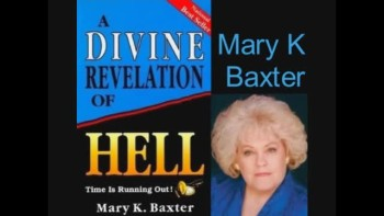 A Divine Revelation of HELL by Mary K Baxter -Book
