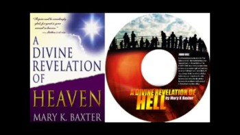 A Divine Revelation of HEAVEN by Mary K Baxter -Book