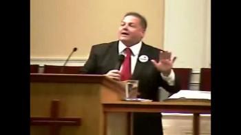 """Send the Rain: Spirit in Control 2 - A Picture of Power"" 2-13-2011 - Sun AM Preaching  - Community Bible Baptist Church"