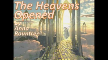 1/2 The Heaven's Opened by Anna Rountree