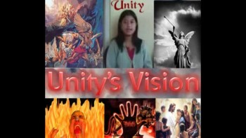 A vision of the Endtimes Tribulation given to a young Indian girl