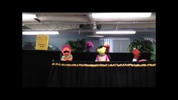 Evergreen CC puppets