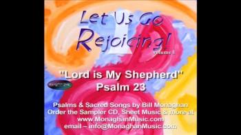 Lord Is My Shepherd - Psalm 23