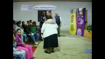 20 Miracle Healing where 3 persons crutches are thrown away with Dr Robbie Cairncross