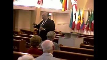 Sunday School 2-27-2011 Community Bible Baptist Church
