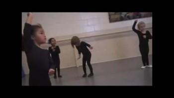 Ballet Is hard!