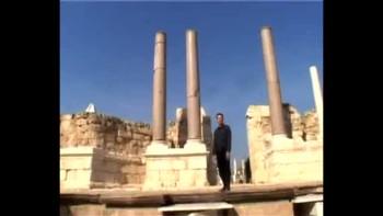 Genesis 4, filmed at Bet Shean, Israel (Tom Meyer)