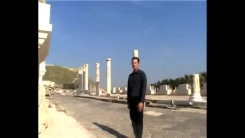 Genesis 5, filmed at Bet Shean, Israel (Tom Meyer)