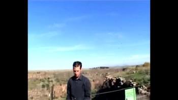 Genesis 11, filmed in the Golan Heights, Israel (Tom Meyer)