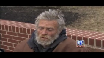 Homeless Man Finds Cash And Returns It