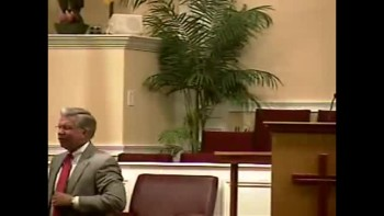 """""""Preaching on the End Times Part 2"""" -  3-2-2011 - Missions Conference 2011 - Community Bible Baptist Church 1of2"""
