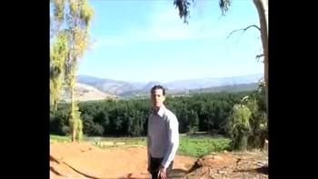 James 3, filmed at Tel Dan, Israel (Tom Meyer)