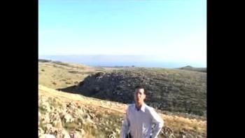 James 4, filmed at the Sea of Galilee, Israel (Tom Meyer)