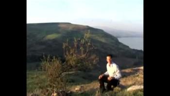 Matthew 5, filmed above the Sea of Galilee, Israel (Tom Meyer)