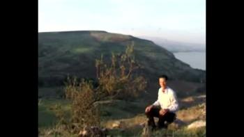 Matthew 6, filmed above the Sea of Galilee, Israel (Tom Meyer)