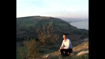 Matthew 7, filmed above the Sea of Galilee, Israel (Tom Meyer)