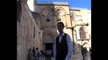 Revelation 1, filmed in the Old City of Jerusalem, Israel (Tom Meyer)