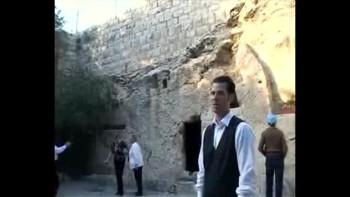 Revelation 2, filmed at Gordon's Calvery in Jerusalem, Israel (Tom Meyer)