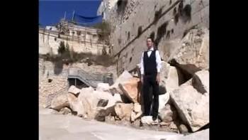 Revelation 6, filmed outside the Old City of Jerusalem, Israel (Tom Meyer)