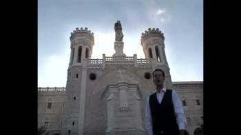 Revelation 12, filmed outside the Old City of Jerusalem, Israel (Tom Meyer)