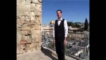 Revelation 13, filmed in the Old City of Jerusalem, Israel (Tom Meyer)
