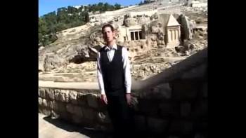 Revelation 16, filmed outside the Old City of Jerusalem, Israel (Tom Meyer)