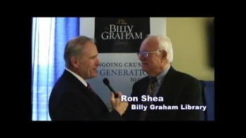 Ron Shea visit