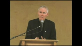 Msgr Martin Brennan at 2011 Spring 40 Days for Life Kickoff in Germantown, MD
