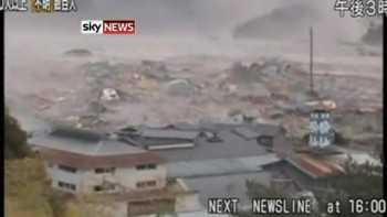 Quake and Tsunami in Japan