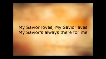 My Savior My God - Aaron Shust (Music Video with Lyrics)