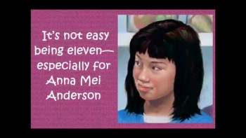 Anna Mei, Cartoon Girl