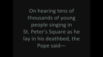 Blessed John Paul II: A Tribute