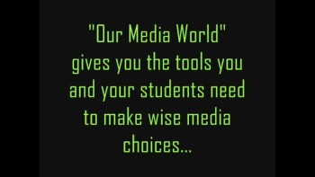 Our Media World: Teaching Kids K—8 about Faith and Media by Rose Pacatte, FSP