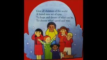 Santa's Prayer board book