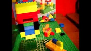 Lego Candy Machine (How-To)