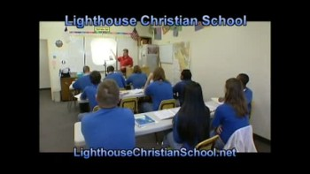 David Eure Talks about Lighthouse Christian school