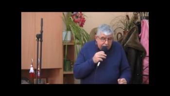 Пастор  Фахри  Тахиров  -  Мислете за Горното , а не за Земното