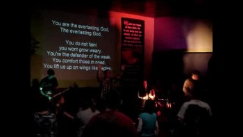 Everlasting God 3-11-11
