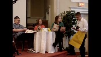 EBC Skit - A 6 Course Meal - More Than You Could Ask or Imagine!