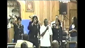 Chariots of Fire Gospel Singers Of Shreveport,La
