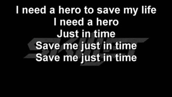 Skillet - Hero Lyrics