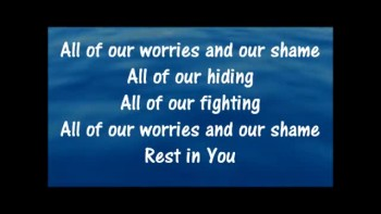 Rest in You - Waterdeep (Music Video with Lyrics)