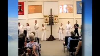 'Pledge Allegiance to the Lamb' - Potent 'LIVE' Dance