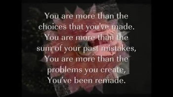 You Are More /TENTH AVENUE NORTH
