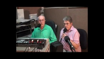 74 yr olds Neil and Helen hosting a radio show.