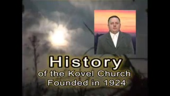 History of the Kovel Church Founded in 1924