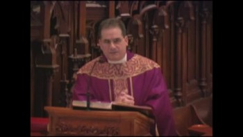 Ste Marie Parish Sunday Homily Rewind - 3-27-11