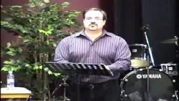Stéphane Gagné - Sacrificateur avec Jésus