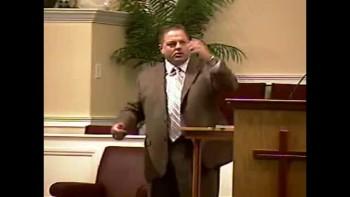 """Characters Around the Cross - Simon the Cyrenian""  Sun AM Preaching - 3-20-2011 - Community Bible Baptist Church 1of2"