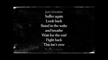 Demon Hunter - Just Breathe (Slideshow With Lyrics)
